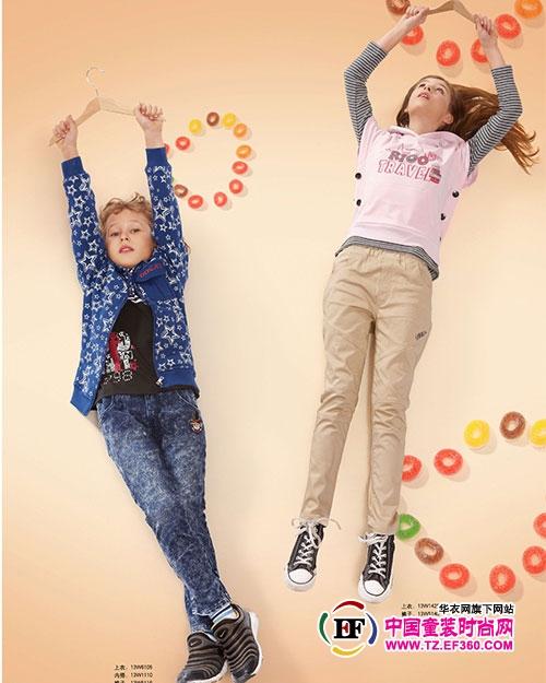 上海兰博星携旗下叮当猫、M&Q等童装品牌恭祝新年大吉  生活